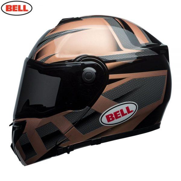 1548942313-92152000.jpg-Bell Street 2018 SRT Modular Adult Helmet (Predator Black/Copper)