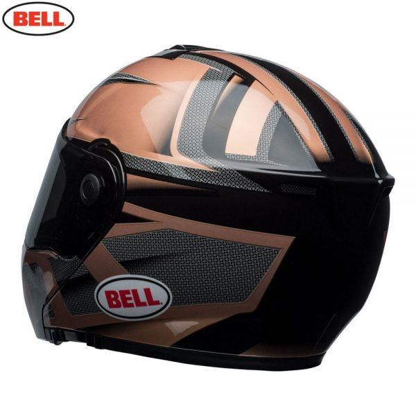 1548942316-33460800.jpg-Bell Street 2018 SRT Modular Adult Helmet (Predator Black/Copper)