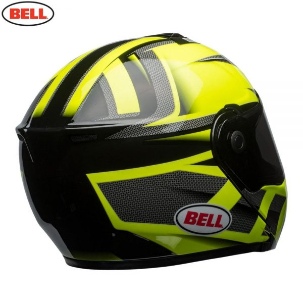 1548942338-37393100.jpg-Bell Street 2018 SRT Modular Adult Helmet (Predator Hi-Viz Green/Black)