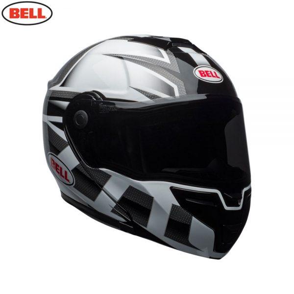 1548942342-61762800.jpg-Bell Street 2018 SRT Modular Adult Helmet (Predator White/Black)