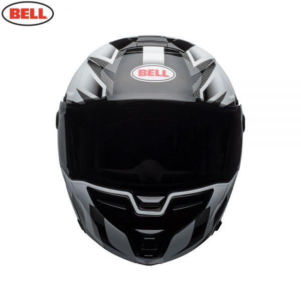 1548942344-57095400.jpg-Bell Street 2018 SRT Modular Adult Helmet (Predator White/Black)