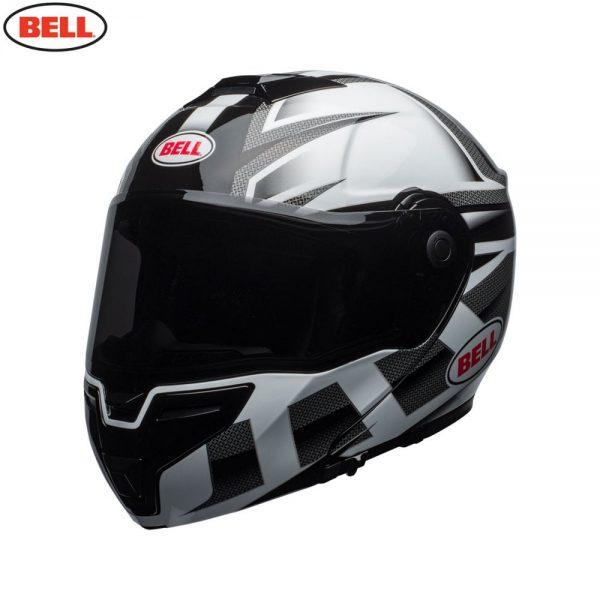 1548942346-74210500.jpg-Bell Street 2018 SRT Modular Adult Helmet (Predator White/Black)