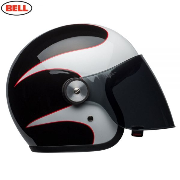 1548942370-09091100.jpg-Bell Cruiser 2018 Riot Adult Helmet (Boost White/Black/Red)