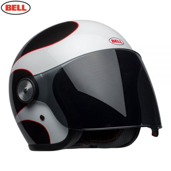 1548942371-64953200.jpg-Bell Cruiser 2018 Riot Adult Helmet (Boost White/Black/Red)