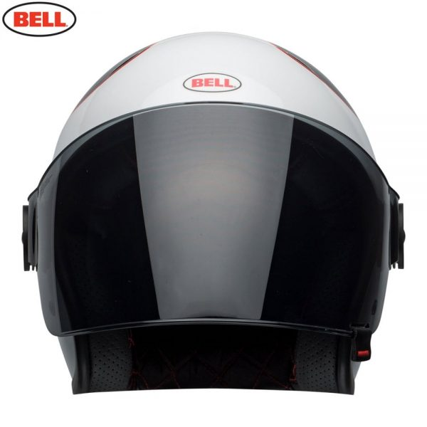 1548942373-27241600.jpg-Bell Cruiser 2018 Riot Adult Helmet (Boost White/Black/Red)
