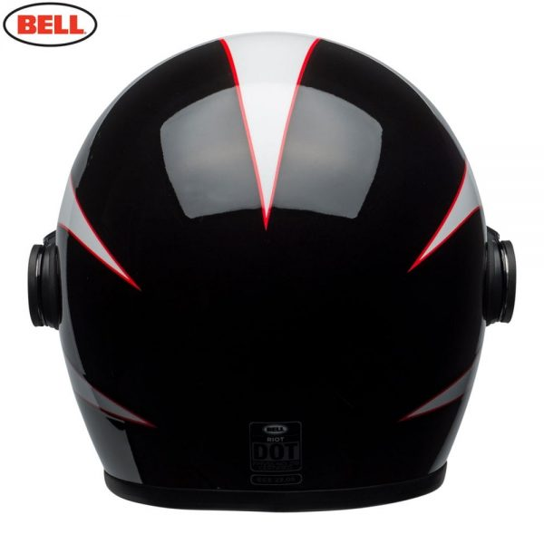 1548942379-62178000.jpg-Bell Cruiser 2018 Riot Adult Helmet (Boost White/Black/Red)