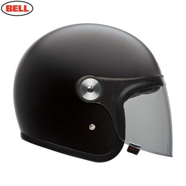 1548942383-01343400.jpg-Bell Cruiser 2018 Riot Adult Helmet (Matte Black)