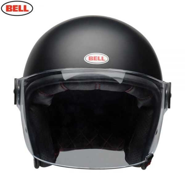 1548942386-31846000.jpg-Bell Cruiser 2018 Riot Adult Helmet (Matte Black)