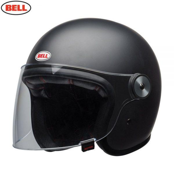 1548942388-32061400.jpg-Bell Cruiser 2018 Riot Adult Helmet (Matte Black)