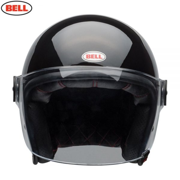 1548942392-10746400.jpg-Bell Cruiser 2018 Riot Adult Helmet (Solid Black)
