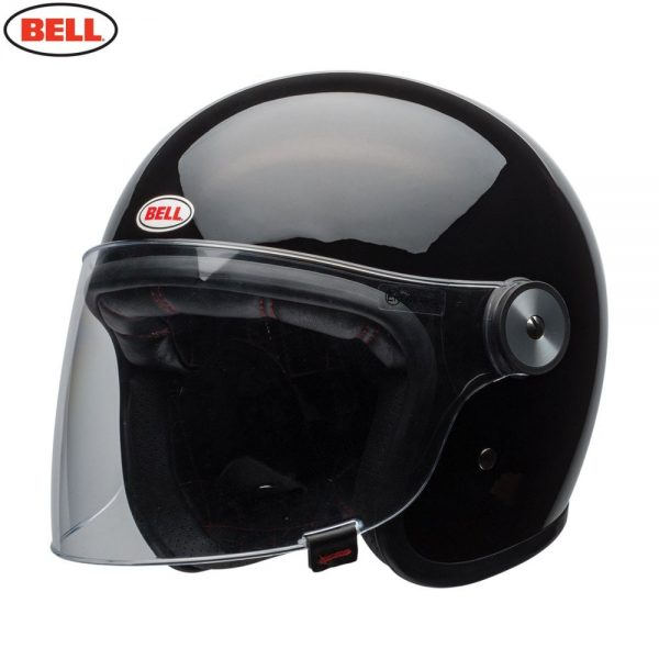 1548942394-17951400.jpg-Bell Cruiser 2018 Riot Adult Helmet (Solid Black)