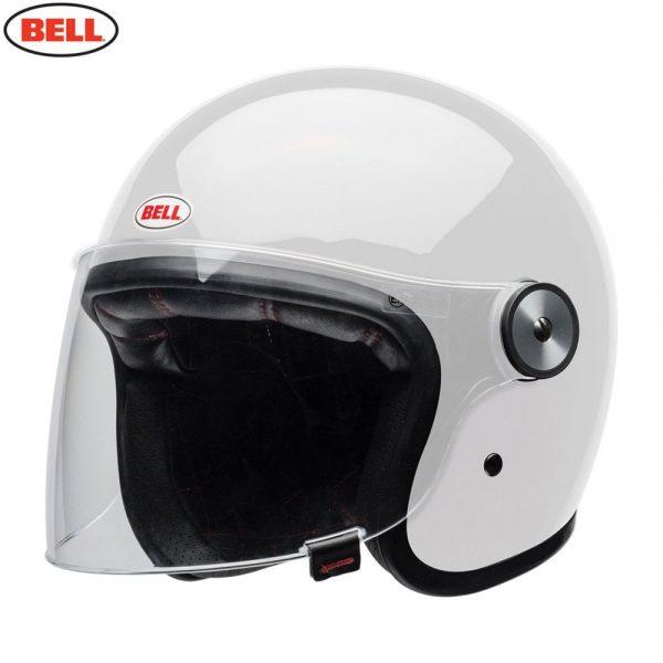 1548942397-52902100.jpg-Bell Cruiser 2018 Riot Adult Helmet (Solid White)