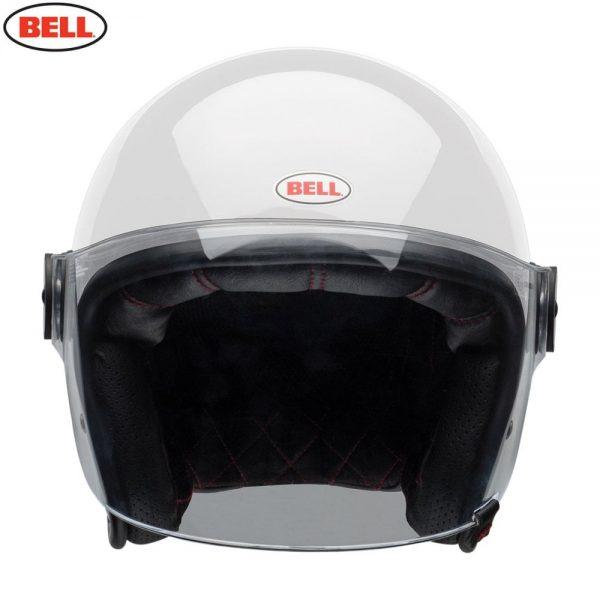 1548942400-55150400.jpg-Bell Cruiser 2018 Riot Adult Helmet (Solid White)