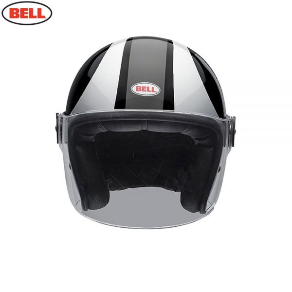1548942405-66126000.jpg-Bell Cruiser 2018 Riot SE Adult Helmet (Checks Black/Silver)