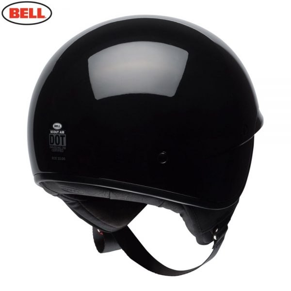 1548942423-48022200.jpg-Bell Cruiser 2018 Scout Air Adult Helmet (Black)