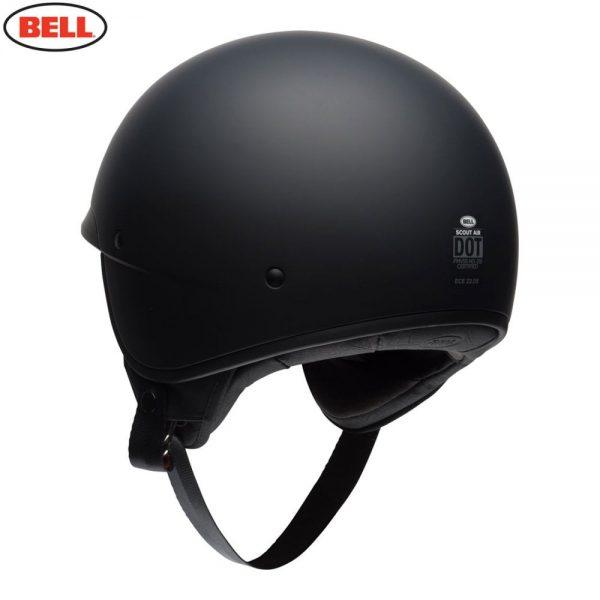 1548942433-56478200.jpg-Bell Cruiser 2018 Scout Air Adult Helmet (Matte Black)