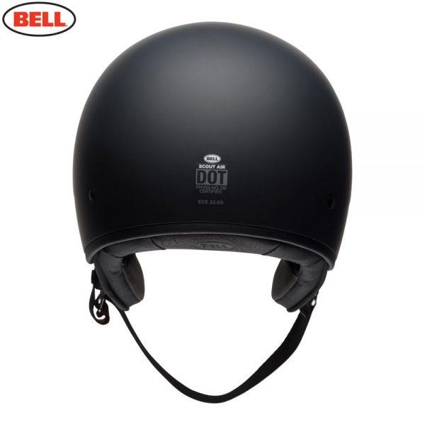 1548942435-15277500.jpg-Bell Cruiser 2018 Scout Air Adult Helmet (Matte Black)