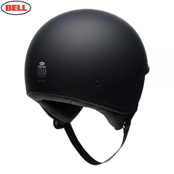 1548942436-94274700.jpg-Bell Cruiser 2018 Scout Air Adult Helmet (Matte Black)