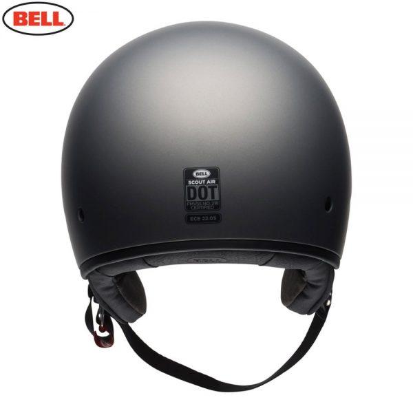 1548942448-50431500.jpg-Bell Cruiser 2018 Scout Air Adult Helmet (Titanium)