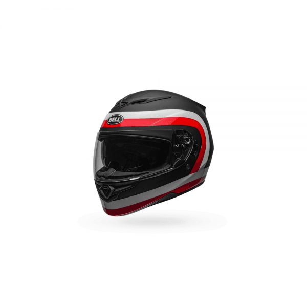 1548944622-41167500.png-Bell Street 2019 RS2 Adult Helmet (Crave Black/White/Red)