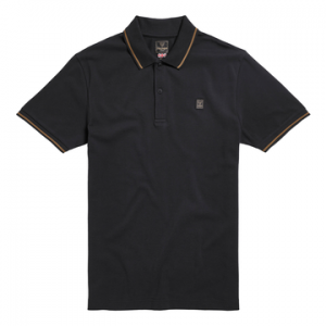 LUSTLEIGH BLACK POLO