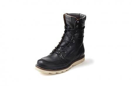 MBTS18616-STOKE BLACK BOOT