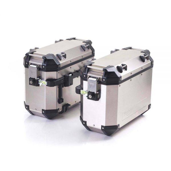 A9500850-Expedition Aluminium Panniers – silver