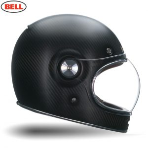 Bell 2021 Cruiser Bullitt Carbon Adult Helmet (Carbon Matte)