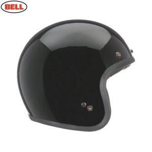Bell 2021 Cruiser Custom 500 Adult Helmet (Solid Black)