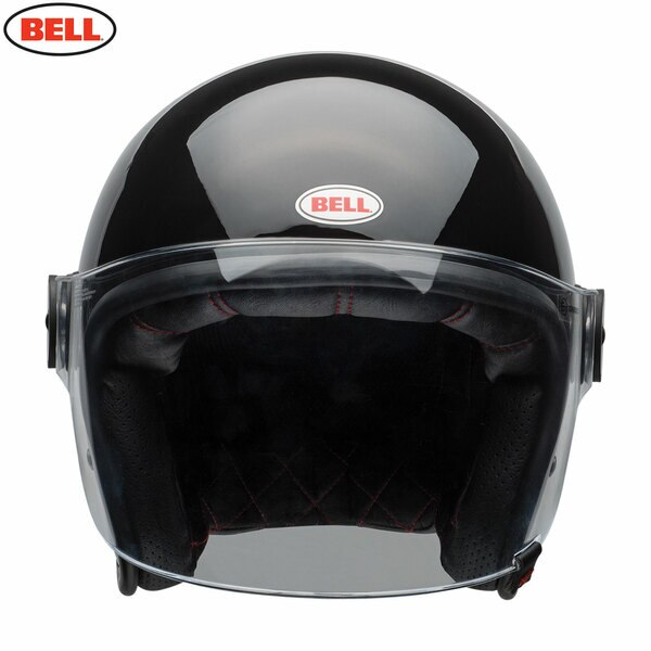 Riot-Solid-Black_2__58524.1485875548.jpg-Bell 2021 Cruiser Riot Adult Helmet (Solid Black)