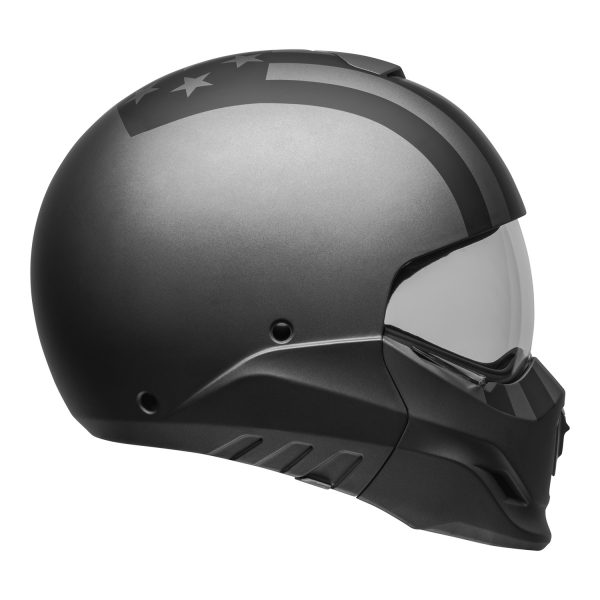 bell-broozer-street-helmet-free-ride-matte-gray-black-right-clear-shield__14999.jpg-Bell Cruiser 2021 Broozer Adult Helmet (Free Ride Matte Gray/Black)
