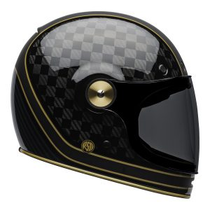 Bell 2021 Cruiser Bullitt Carbon (RSD Check It Helmet M/G Black)