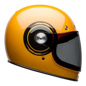 Bell 2021 Cruiser Bullitt Adult Helmet (Bolt Yellow/Black)