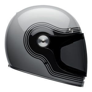 Bell 2021 Cruiser Bullitt Adult Helmet (Flow Gray/Black)