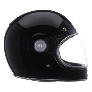 Bell 2021 Cruiser Bullitt DLX Adult Helmet Solid Black