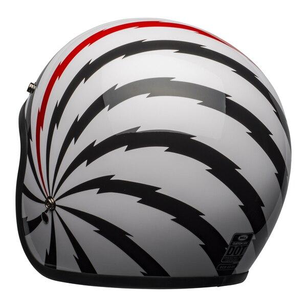 bell-custom-500-se-culture-helmet-vertigo-gloss-white-black-red-back-left__56200.1601552599.jpg-Bell Cruiser 2021 Custom 500 SE Adult Helmet (Vertigo White/Black/Red)