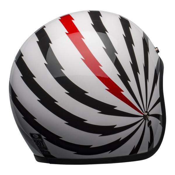 bell-custom-500-se-culture-helmet-vertigo-gloss-white-black-red-back-right__97220.1601552599.jpg-Bell Cruiser 2021 Custom 500 SE Adult Helmet (Vertigo White/Black/Red)
