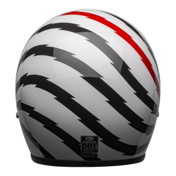 bell-custom-500-se-culture-helmet-vertigo-gloss-white-black-red-back__46150.1601552599.jpg-Bell Cruiser 2021 Custom 500 SE Adult Helmet (Vertigo White/Black/Red)