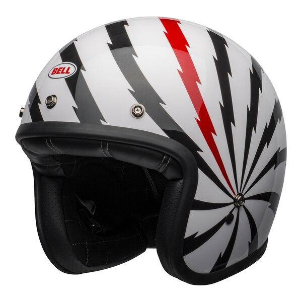 bell-custom-500-se-culture-helmet-vertigo-gloss-white-black-red-front-left__01947.1601552599.jpg-Bell Cruiser 2021 Custom 500 SE Adult Helmet (Vertigo White/Black/Red)