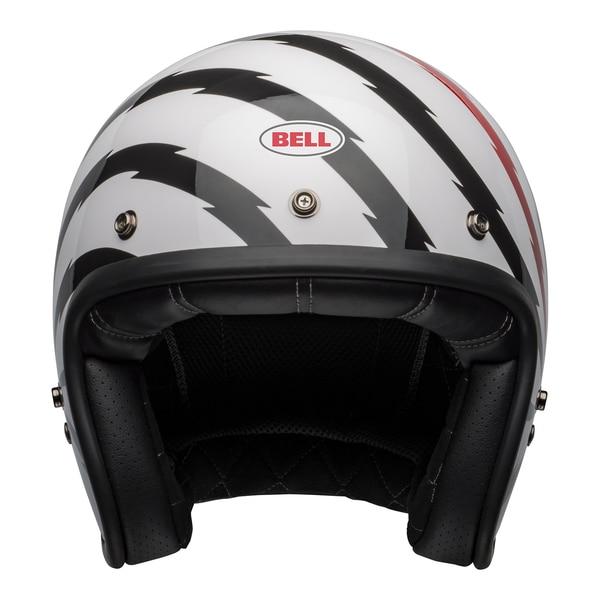 bell-custom-500-se-culture-helmet-vertigo-gloss-white-black-red-front__33296.1601552599.jpg-Bell Cruiser 2021 Custom 500 SE Adult Helmet (Vertigo White/Black/Red)