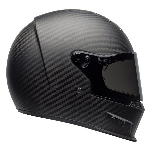 bell-eliminator-carbon-culture-helmet-matte-black-right__65054.jpg-Bell Cruiser 2021 Eliminator Carbon Adult Helmet (Solid Matte Black)
