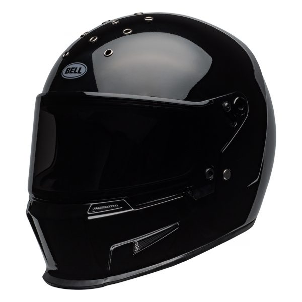 bell-eliminator-culture-helmet-gloss-black-front-left__23007.jpg-Bell Cruiser 2021 Eliminator Adult Helmet (Solid Black)