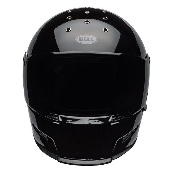 bell-eliminator-culture-helmet-gloss-black-front__97243.jpg-Bell Cruiser 2021 Eliminator Adult Helmet (Solid Black)