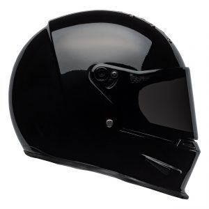 Bell Cruiser 2021 Eliminator Adult Helmet (Solid Black)