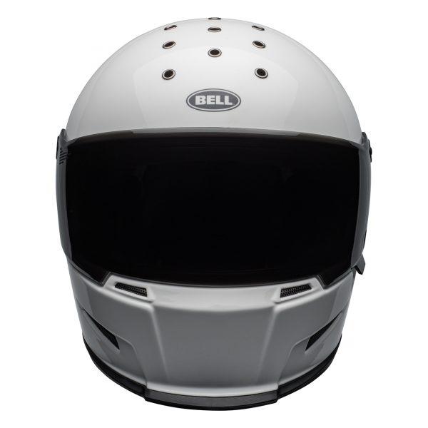 bell-eliminator-culture-helmet-gloss-white-front__01599.jpg-Bell Cruiser 2021 Eliminator Adult Helmet (Solid White)