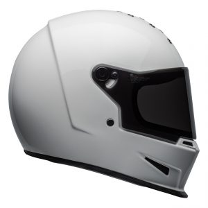 Bell Cruiser 2021 Eliminator Adult Helmet (Solid White)