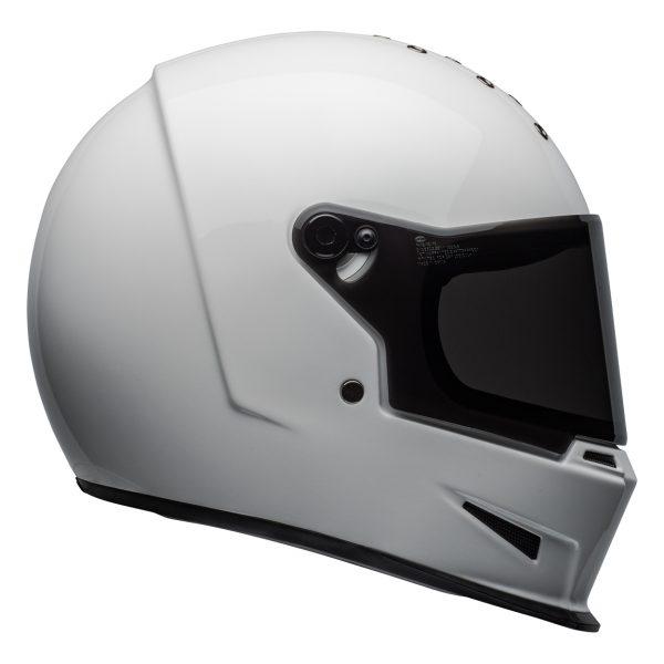 bell-eliminator-culture-helmet-gloss-white-right__27452.jpg-Bell Cruiser 2021 Eliminator Adult Helmet (Solid White)
