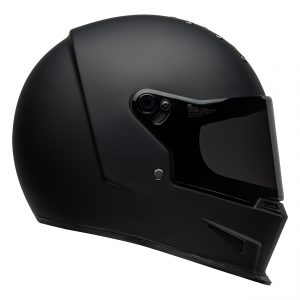 Bell Cruiser 2021 Eliminator Adult Helmet (Solid Matte Black)