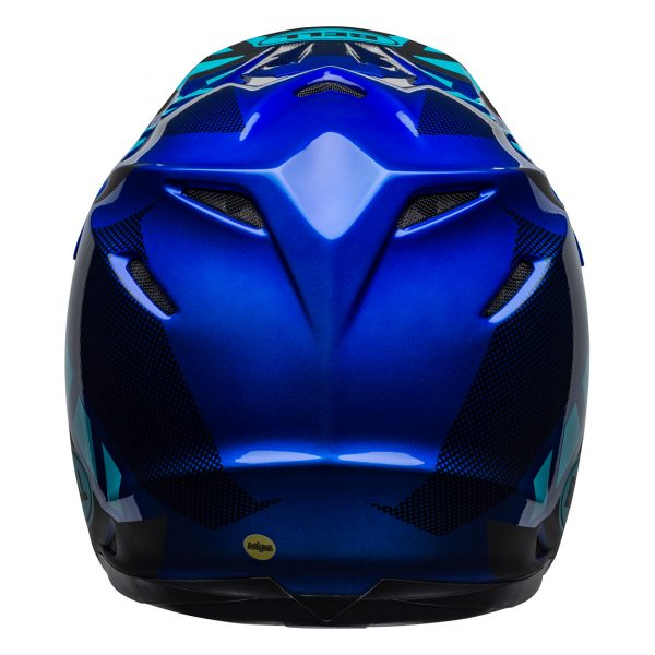 bell-moto-9-mips-dirt-helmet-tremor-matte-gloss-blue-black-back__09906.jpg-Bell MX 2021 Moto-9 Mips Adult Helmet (Tremor Blue/Black)