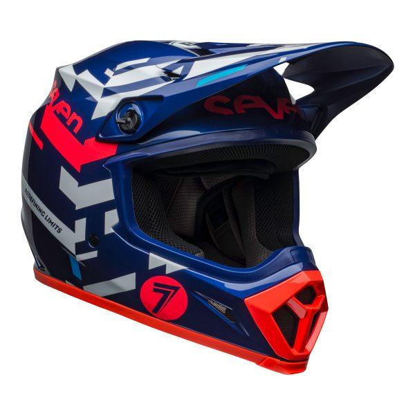 bell-mx-9-mips-dirt-helmet-seven-equalizer-gloss-blue-pink-white-front-right.jpg-Seven MX 2021 MX-9 Mips Adult Helmet (Equalizer Blue/Pink/White)